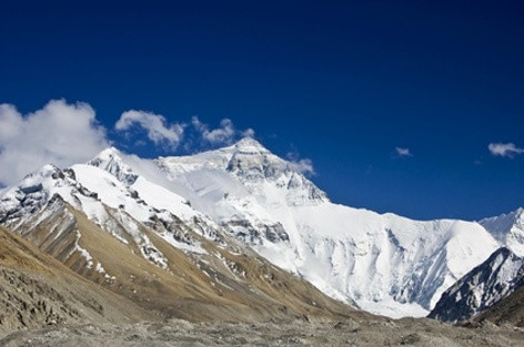 Tibet Photo Tour - 25 - Mount Everest, North Face