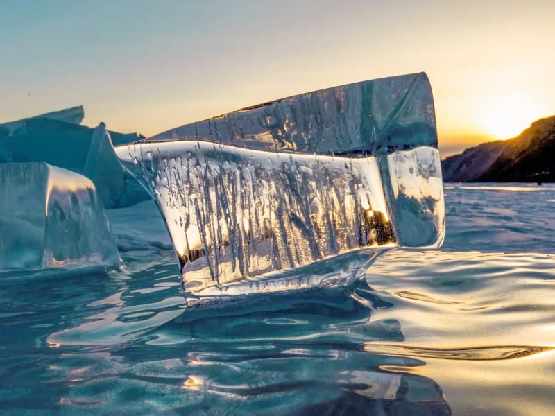 Clear ice shapes, photography vacations, Tim vollmer Photography